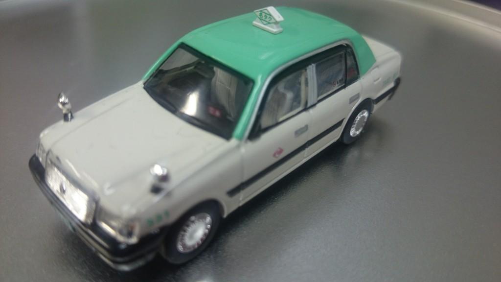 名鉄タクシーミニカー