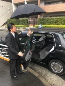 """日本交通ドライバーエスコート"""""""