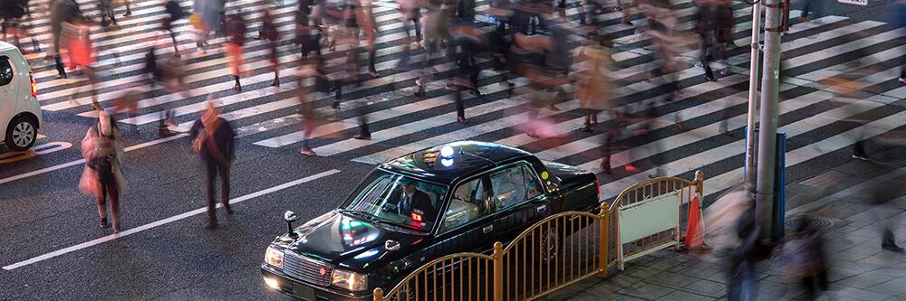 タクシーで起きるトラブルって?対処方法も知りたい