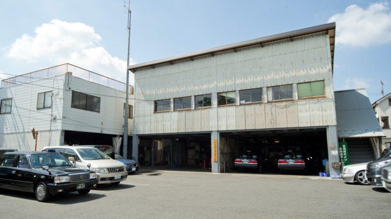 三和交通多摩株式会社 小平営業所