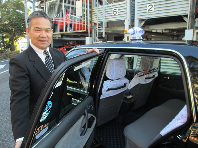 小松川タクシー株式会社