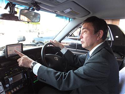 阪急タクシー株式会社 吹田営業所