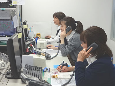 荏原交通株式会社 本社営業所