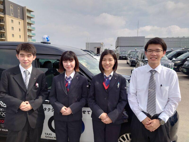 日本交通株式会社 赤羽営業所