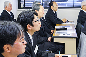 飛鳥交通株式会社 松伏営業所