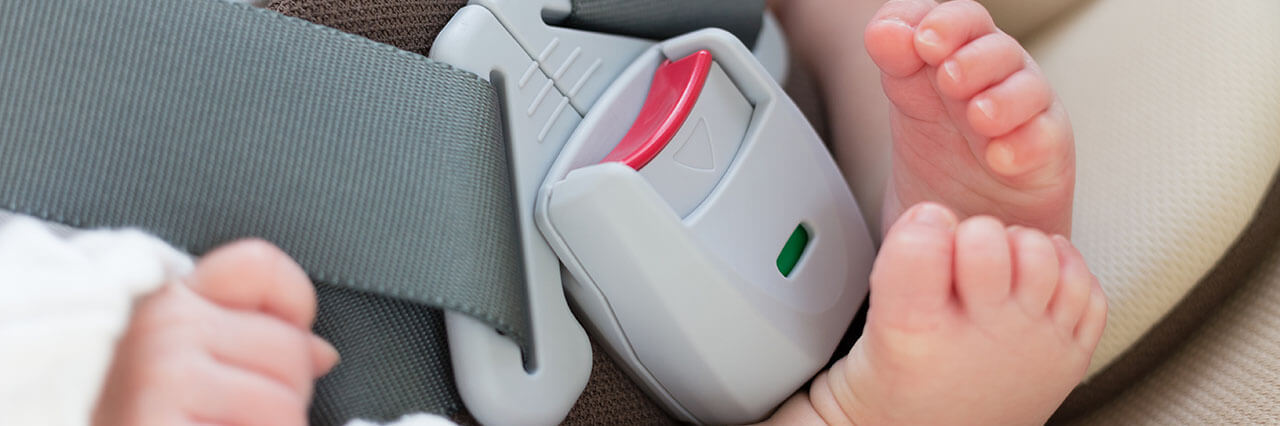 チャイルドシートの着用はタクシーでも必要になる?