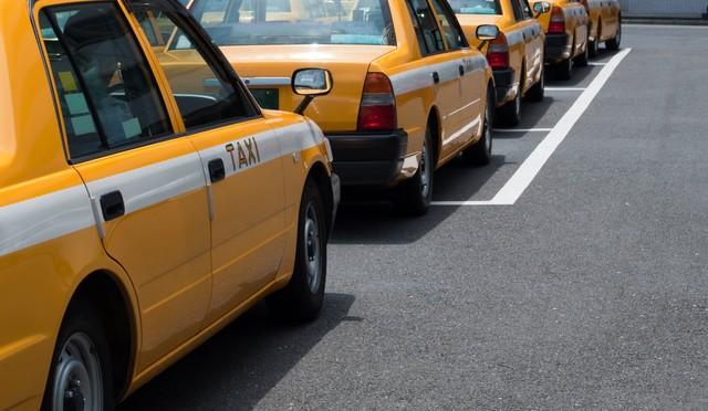 タクシードライバー(タクシー運転手)は実は隠れた良い仕事